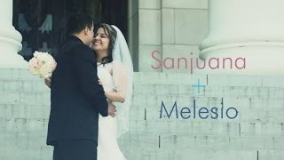 Sanjuana and Melesio // Wedding Highlight Film, St Joseph Catholic Church, Bryan Texas