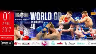 KOK WORLD GP Vol.46 in Moldova.