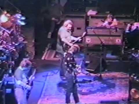 Grateful Dead 4-9-88 Centrum Worcester MA
