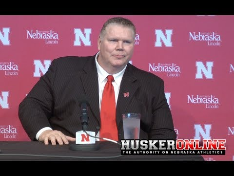 HOL HD: Nebraska introduces Dave Rimington as Interim AD