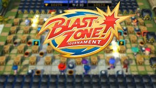 BOMBERMAN, BUT NEW AND BETTER! - Blast Zone! Tournament PC Gameplay with Oshikorosu