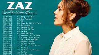 Zaz Plus Grands Succès 2021 - Zaz Greatest Hits