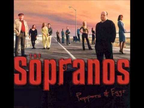 The Sopranos Every Breath You Take - Theme From Peter Gunn