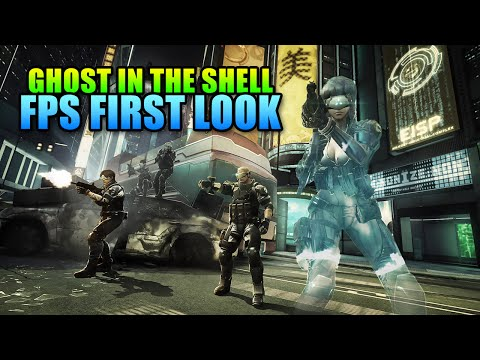 ghost in the shell fps