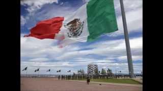 40 Soldados por una Bandera Monumental: En Durango