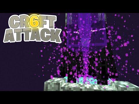 Enderman XP Farm fertig! MASSIG Enderperlen! - Minecraft Craft Attack 6 #97 - SparkofPhoenix thumbnail