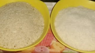 2Minute मे बनाए Hiw To Make Fresh & dry  Perfect Bread Crumbs