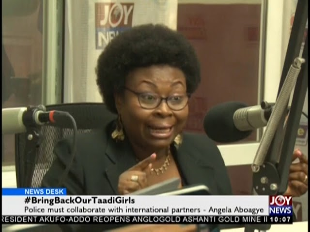Investigative Body Must Find Out What Made Girls A Target - News Desk on JoyNews (23-1-19)