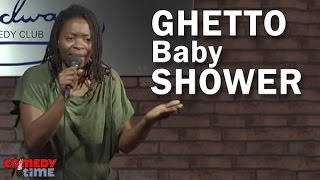Ghetto Baby Shower