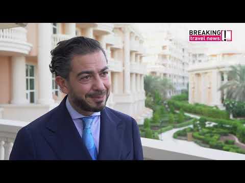 Breaking Travel News interview: Ayman Gharib, managing director, Raffles the Palm Dubai