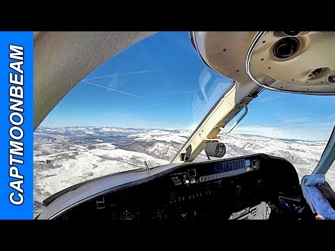 ATC Conversations, Cessna Citation Landing at Eagle Colorado