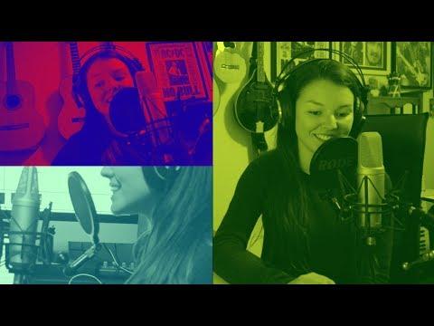 Paula Cepeda: Daft Punk  Technologic Acapella