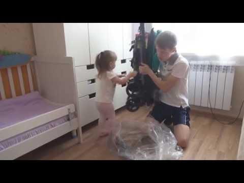 Обзоры игрушек и наших покупок: обзор прогулочной коляски peg perego si switch