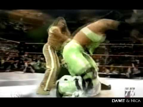 WWE/ECW Jazz Career MV