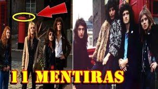 11 MENTIRAS DE LA PELICULA RAPSODIA BOHEMIA  DE FREDDY MERCURY