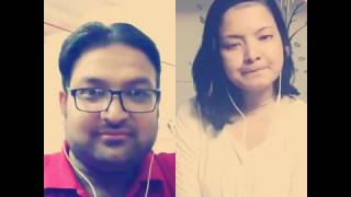 Kitni Hasrat Hai Humein...sung by me...