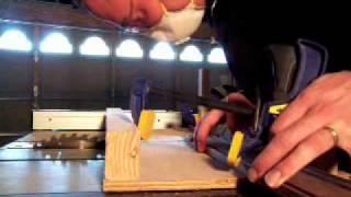 Making A Hexagonal Walnut Box Part I