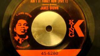 Watch James Brown Aint It Funky Now part 1 video