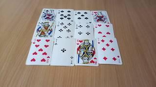 ♣КРЕСТОВЫЙ КОРОЛЬ и ♥ЧЕРВОВАЯ ДАМА, ОТНОШЕНИЯ, онлайн гадание на игральных картах, цыганский расклад