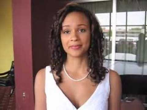 Miss Maryland 2004 (Video) Tiffany Jenkins