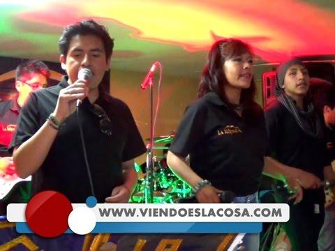 VIDEO: LA KÚPULA - Gracias (Sonido Mazter) - En Vivo - WWW.VIENDOESLACOSA.COM - Cumbia 2014