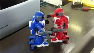 Роботи-боксери р/у Crazon VS03 19см (2шт)