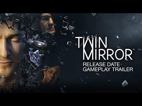 Twin Mirror - Release Date Gameplay Trailer