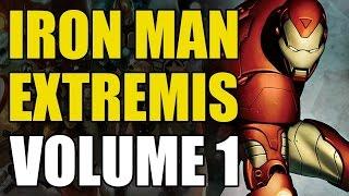The Extremis Armor (Iron Man: Extremis)