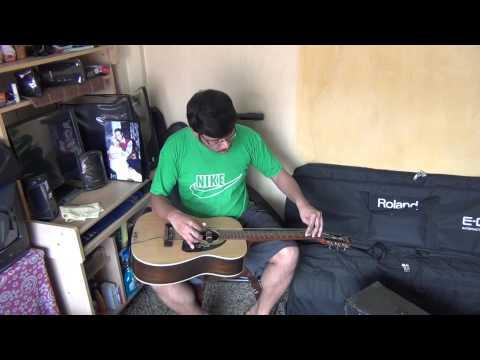 Muskurane Ki Wajah Tum Ho Instrumental HawaiianSteelGuitar By Pramit Das City Lights Arijit Singh
