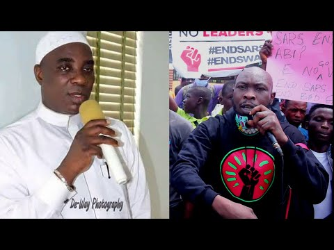 K1 DE ULTIMATE HAS SPOKEN TO SEUN KUTI ON THE ENDSARS MOVEMENT AND HE SUPPORTS THE SORO SOKE YOUTHS