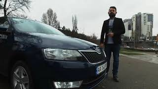 Автомобіль Року 2018. Номінант: Skoda Rapid