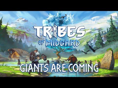 Tribes of Midgard - 巨人が来るぞ!