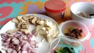 Thai Isaan Food: JAEW BONG (Pla Rah Paste)   JoysThaiFood