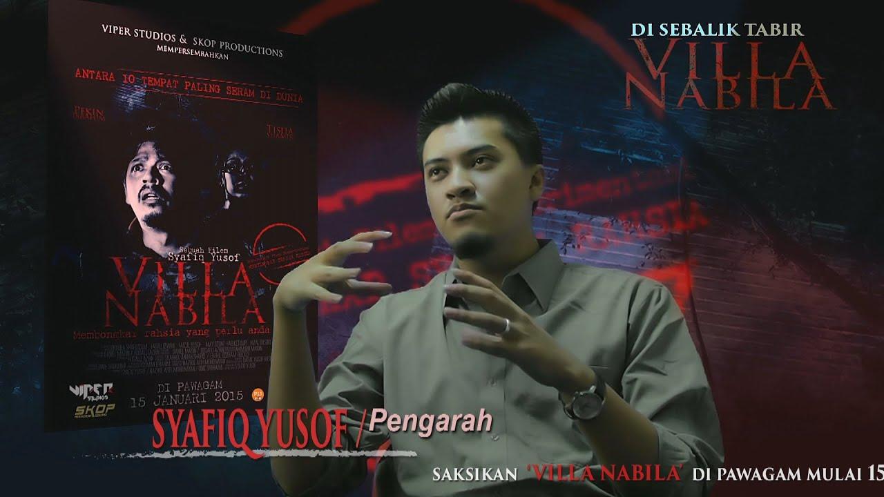 """Download DI SEBALIK TABIR FILEM """"VILLA NABILA"""""""