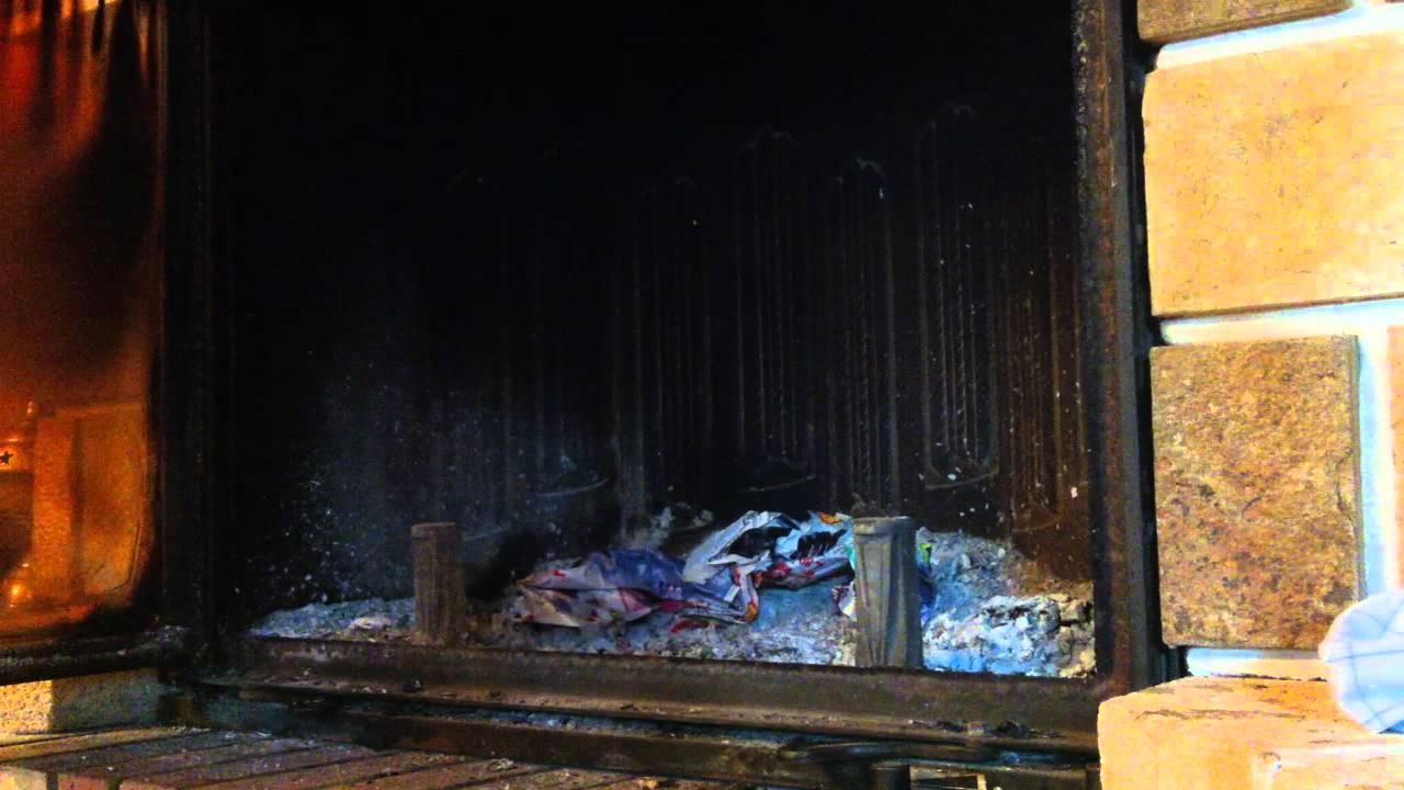 Comment allumer un feu bien r sussir au premier coup - Comment allumer un feu insert ...
