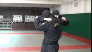 ОМОН  Видео рубрика по самообороне и боевому самбо  Урок 3