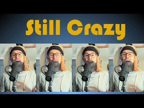 Still Crazy After All These Years - Original SATB A Cappella Arrangement by Danny Fong