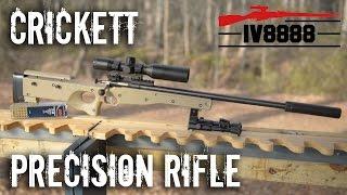 Repeat youtube video New for 2017: Keystone Crickett Precision Rifle 22LR
