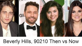 The Cast of Beverly Hills, 90210 Where Are They Now