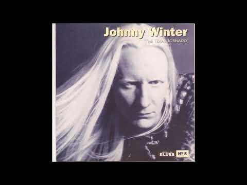 "Jonny Winter - ""The Texas Tornado"" - Mestres Do Blues Nº 5 (Álbum Completo)"