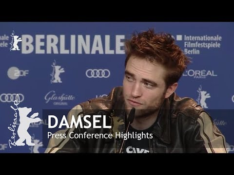 Damsel | Press Conference Highlights | Berlinale 2018