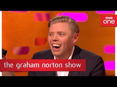 What did Rob Beckett look like when he was 15?  - The Graham Norton Show - BBC One