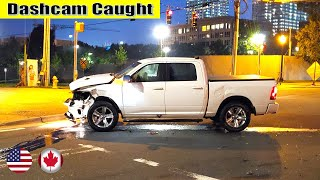 Ultimate North American Cars Driving Fails Compilation - 198 [Dash Cam Caught Video]
