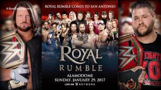 Wwe: Royal Rumble 2017 Official Theme Song