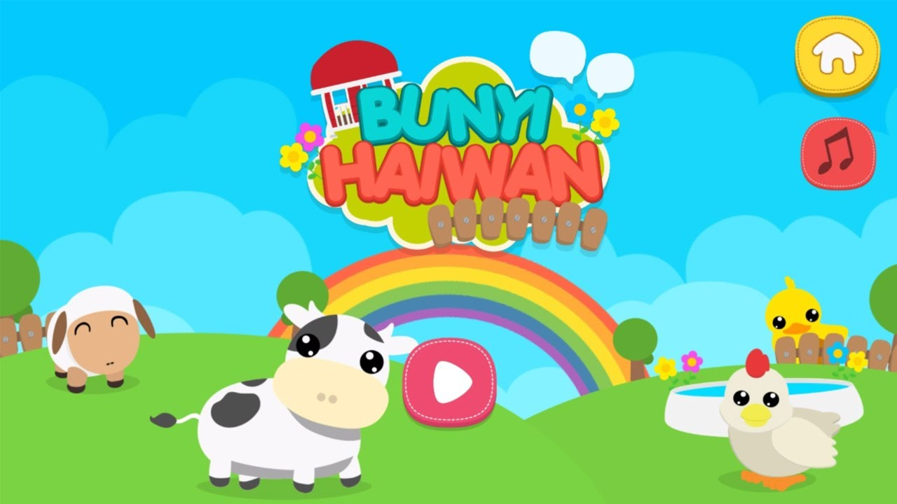 Download Didi and Friends Playtown Bunyi Haiwan   Kids Learning with Colours