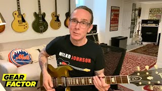 Brian Baker (Bad Religion / Minor Threat) Plays His Favorite Riffs