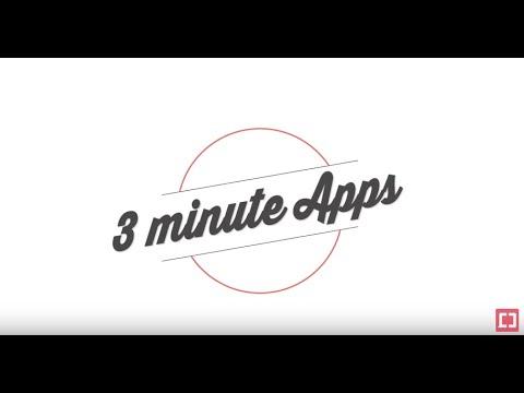 HubSpot: Three Minute Apps
