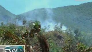 BP: 30 ektarya ng gubat, napinsala sa sunog sa Calabanga, Camarines Sur