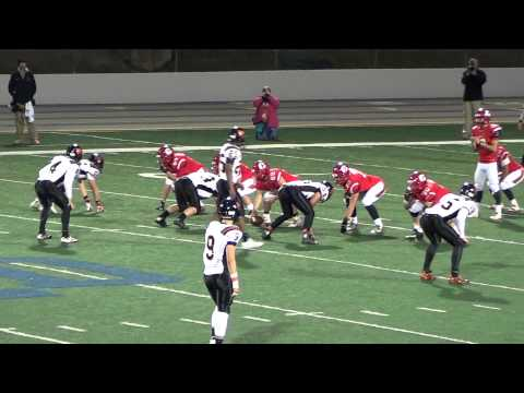 josh thomas 43 - defense all clips 20141010