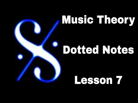 🎼 Grade 1 Music Theory - Dotted Notes - Lesson 7